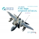 F-15C 3D-Printed & coloured Interior on decal paper (for GWH kit)