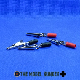 Mini clamps for painting & holding parts