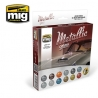 MIG7175 METALIC COLOURS SET